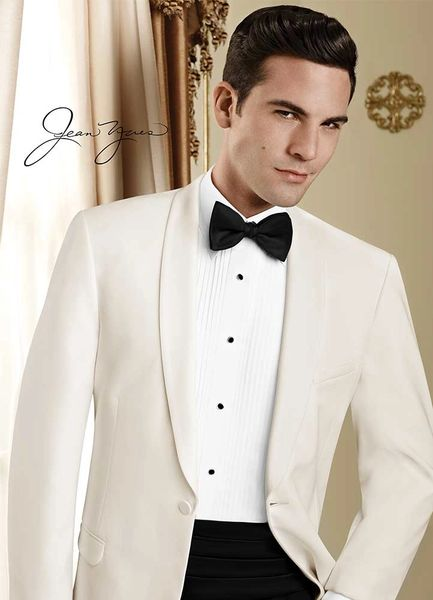 Jean Yves Ivory 'Modern Essential' Dinner Jacket C1029
