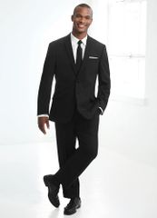 Black 'Asbury' Suit C992