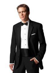 black 'Classic Collection' tuxedo C974