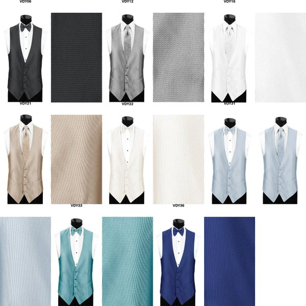 Dynasty Vest Collection