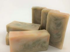 Herbaceous Apricot Body Soap