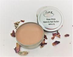 Rose Shea Hand & Nail Butter