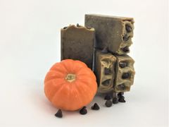 Pumpkin Chocolate Sliver Body Soap