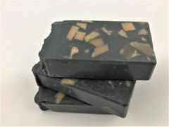Peppery Orange Chunky Body Soap