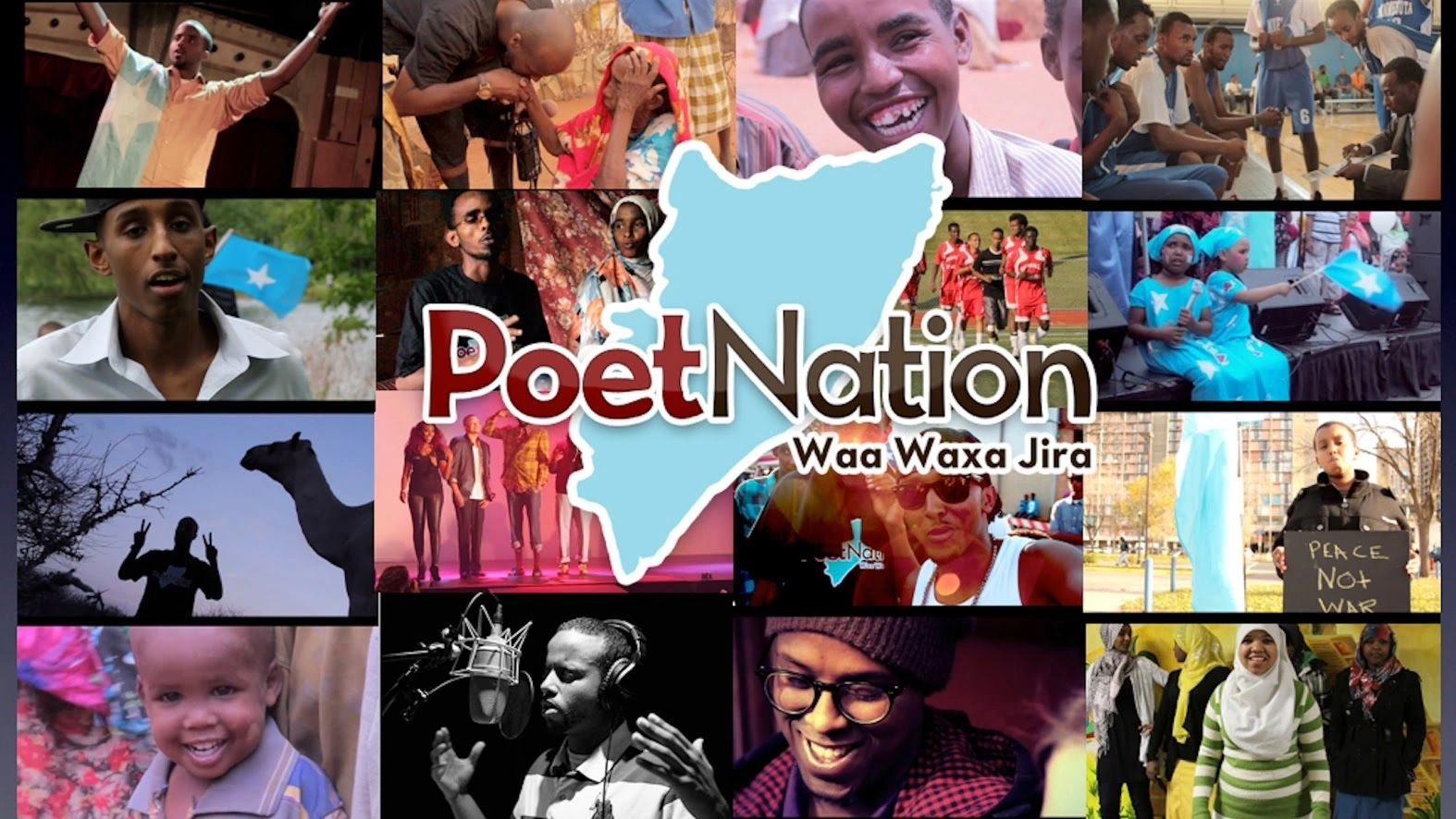 Poet Nation is a Somali art and culture hub that engages youth through poetry, music and stories.