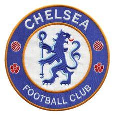 FC Football Club XL Patch 20cm