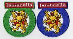 Vintage Style Lambretta Mod Italian Mod Target Patch 7cm