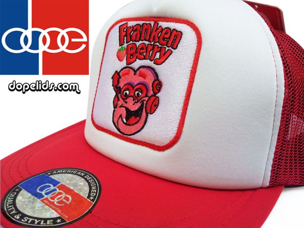smartpatches Franken Berry Vintage Style Trucker Hat