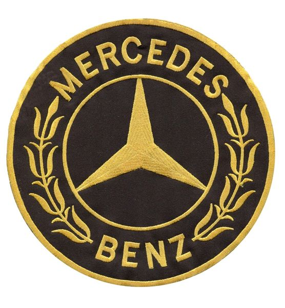 Mercedes Benz AMG XL Patch 20cm (8 inches)