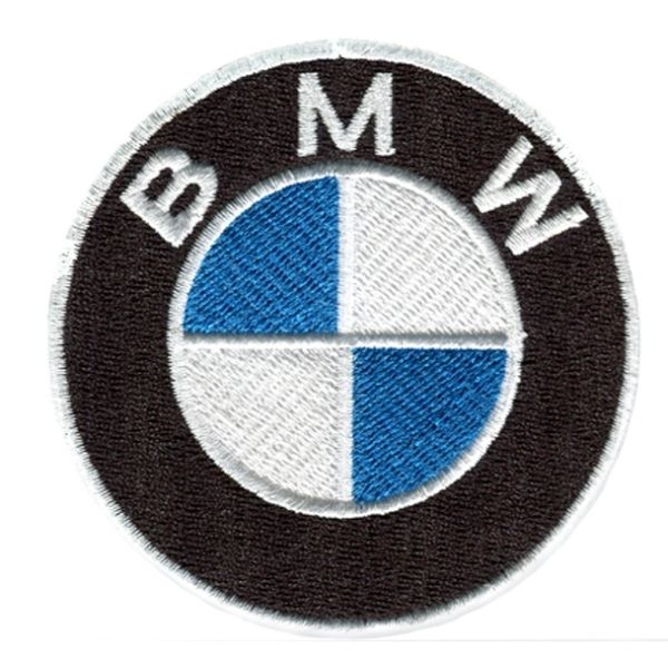 BMW Patch 8cm