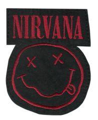 Nirvana Patch 11cm x 9cm