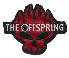 Vintage Style The Offspring Rock Patch 11cm