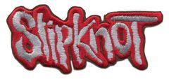 Vintage Style Slipknot Rock Patch 11cm