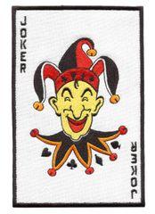 Joker Patch XL Poker 18cm x 12cm