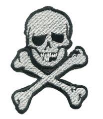Skull Patch 10cm