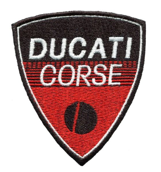 Ducati Patch Motorcycle Sportbike Patch 8cm