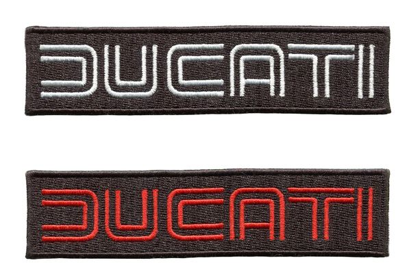 Ducati Patch Motorcycle Sportbike Patch 11cm