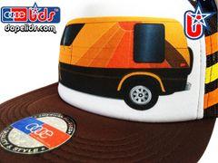 smARTpatches Truckers 79eighty 70's Custom Van Trucker Hat