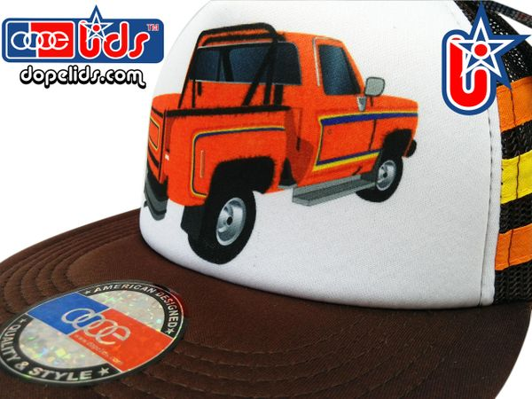smARTpatches Truckers 79eighty 70's Pickup Truck Trucker Hat