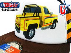 smARTpatches Truckers 79eighty 70's Pickup Truck Trucker Hat