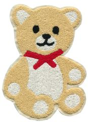 Extra Large Chenille Teddy Bear Patch (27cm)