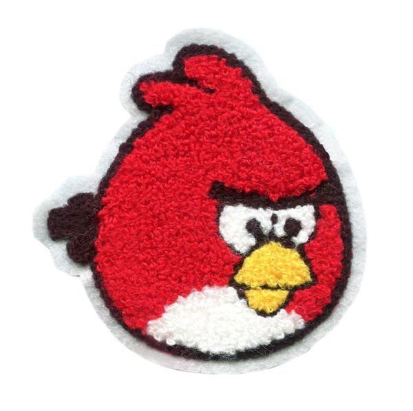 Angry Bird Chenille Patch (8.5cm)