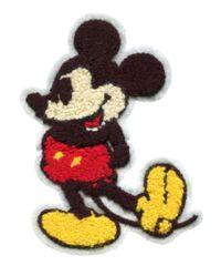 Mouse Chenille Patch (13cm)