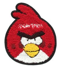 Angry Bird Chenille Patch XL (15cm)