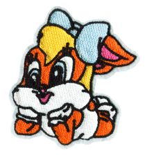 Cute Girly Rabbit Patch15cm