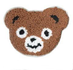 Bear Patch Chenille 11cm