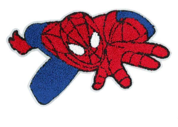 Spiderman Patch Chenille XXL 24.5cm