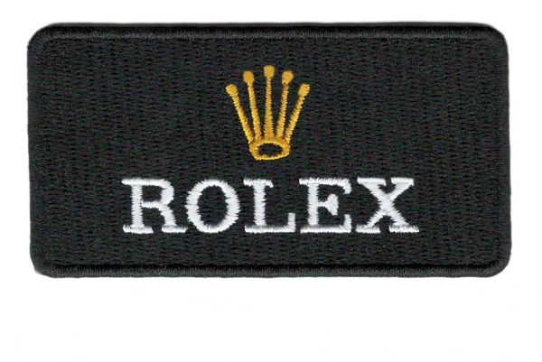 Rolex Patch Iron-On 8cm / 3.2 inch
