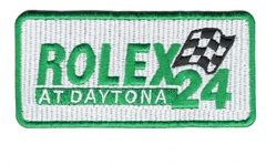 Rolex Racing Patch Iron-On 9.5cm