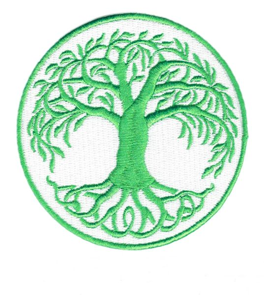 Tree of Life Patch 9cm