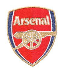 FC Football Club Patch 8cm