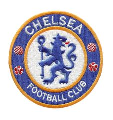 FC Football Club Patch 8.5cm