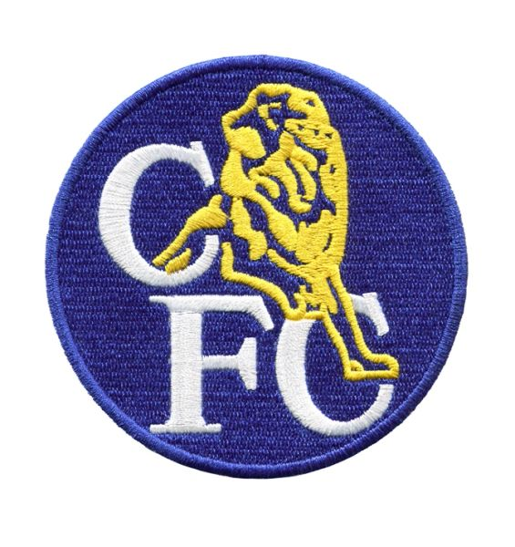 FC Football Club Patch 9cm