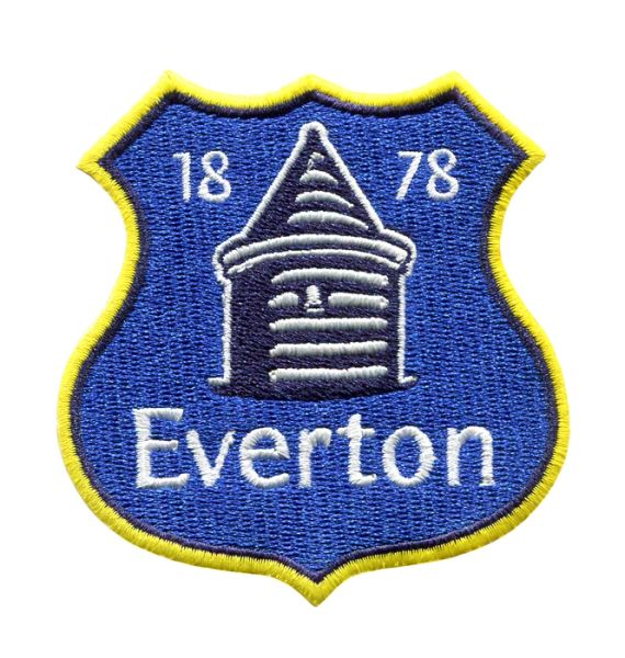 FC Football Club Patch 8cm
