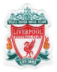 FC Football Club Patch 9cm