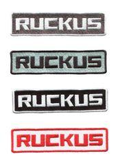 Honda Ruckus Script Patch 12cm x 3cm