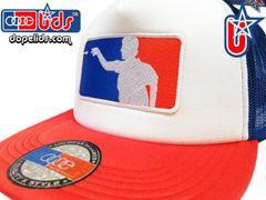 smARTpatches Truckers Major League Darts Trucker Hat