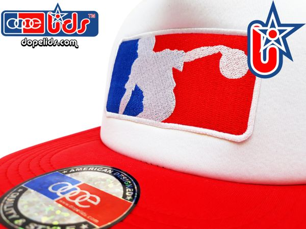 smARTpatches Truckers Major League Bowling Trucker Hat