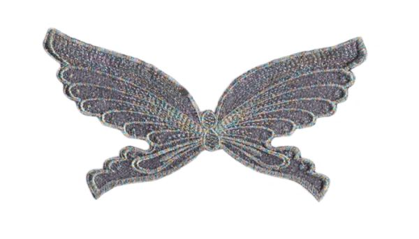 Beautiful Butterfly Patch 21.5cm