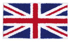 Extra Large Chenille Union Jack British Patch XXL (29.5cm)