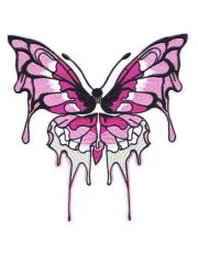 Beautiful Butterfly Patch XL 20.5cm