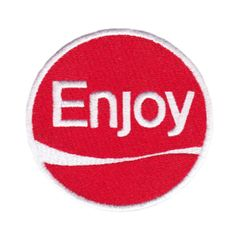 Cool Enjoy Patch Parody 8cm