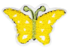 Cute Chenille Butterfly Patch 10cm