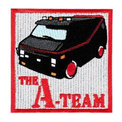 Vintage Style A-Team Patch 8cm