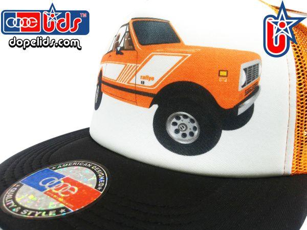 smARTpatches Truckers 79seventy 70's Vintage Truck Trucker Hat