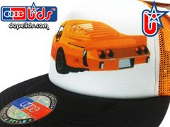 smARTpatches Truckers 79seventy 70's Vintage Sports Car Trucker Hat